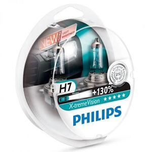 2x ampoule Philips H7 X treme Vision +130% AUDI TT (8N3)