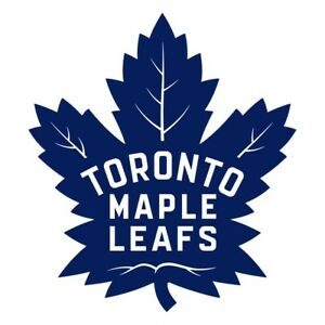 SELLING TWO TICKETS MAPLE LEAFS VS PENGUINS!