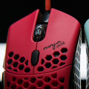 Finalmouse Air58 Ninja Red & Blue