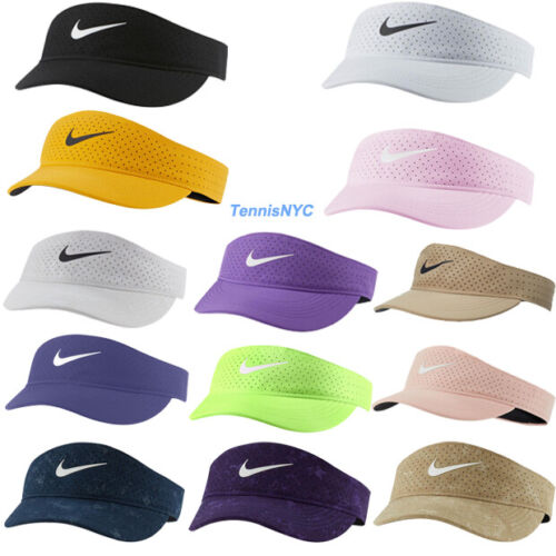 NIKE Women Court Advantage Tennis Visor Hat