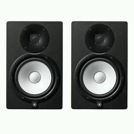 Yamaha HS8 Studio Monitors Pair