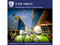 CITB SMSTS & SSSTS Course LONDON £445 & £225 - All Inclusive Quote 'GUMTREE' for discount