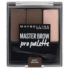 Maybelline New York Eyebrow Combination Liners/Brushes