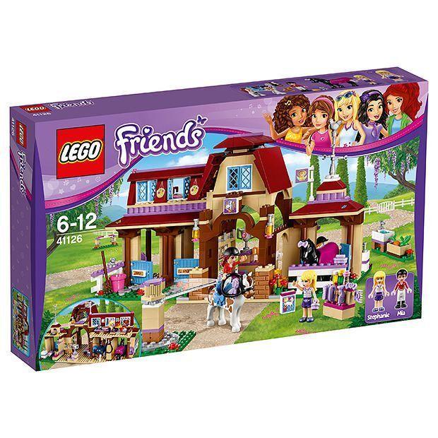 NEW LEGO Friends Heartlake Riding Club 41126