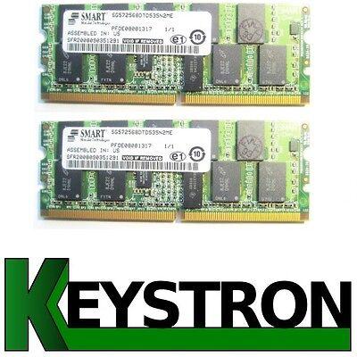 MEM-RSP720-4G 2x2GB 4GB Approved memory for Cisco RSP720
