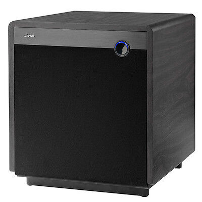 Jamo Sub 660 aktiv Subwoofer *schwarz* 660 Watt NEUWARE ab Lager * Fachhändler for sale  Shipping to South Africa