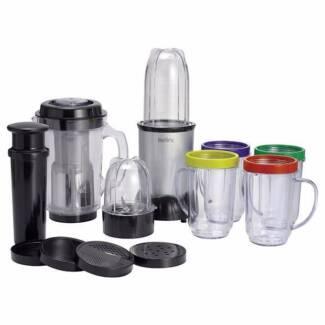 Gourmet Wizard 22pcs multipurpose blender (still in box) + kettle