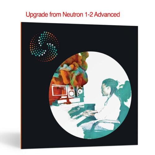 iZotope Neutron 3 Advanced Upgrade from Neutron Advanced software download