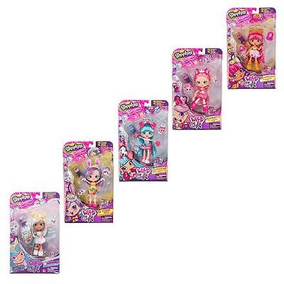 Shopkins Season 9 Wild Style Shoppies Wave 1 and 2, Jessicake and more Brand New