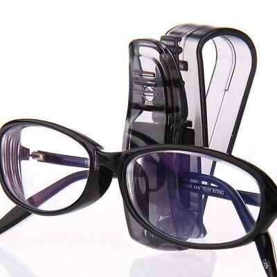 Black SUV Car Visor Sun Shield Eyeglass Ticket Sunglasses Holder Clip Organizer Dodge Neon Engine Specs