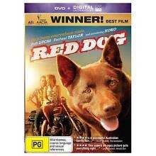 Red Dog - Josh Lucas Rachael Taylor & Koko DVD Marrickville Marrickville Area Preview