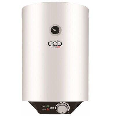Termo Calentador Acumulador agua eléctrico vertical 50 Litros ACB TN50V