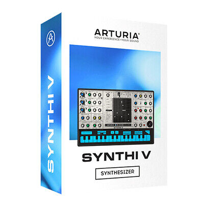 Arturia Synthi V, synthesizer, ems, used for sale  Shipping to Canada