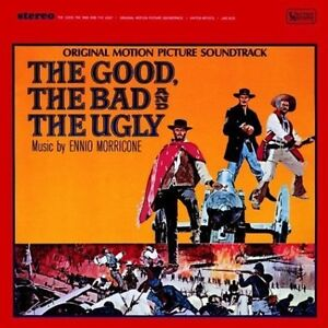 THE GOOD THE BAD & AND THE UGLY (BRAND NEW CD) ENNIO MORRICONE FILM SOUNDTRACK