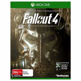 Fallout 4 Xbox Game (free delivery)