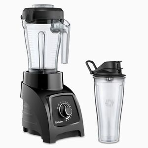 Vitamix S50 Blender - 2 Containers - Brand New - Black Base