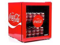 Coke Fridge 48L