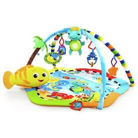 Baby Einstein under the sea play mat