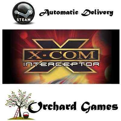 Xcom X Com  Interceptor  Pc    Steam Digital Download  Automatic Delivery