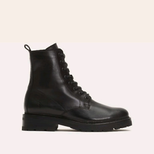 Frye - Julie Combat Boots - size 8.5 - brand new in box