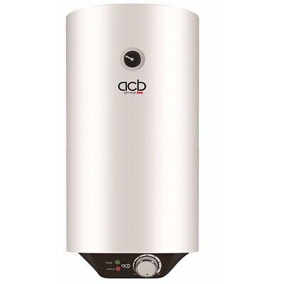 Termo Calentador Acumulador agua eléctrico vertical 100 Litros ACB TN100V
