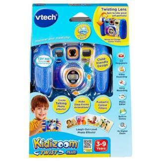 Vtech Kidizoom Twist Plus Camera - Brand New Darch Wanneroo Area Preview
