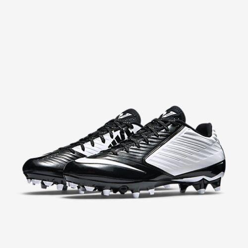Red//White//Black Men/'s Nike Vapor Pro Low TD Football Cleats NIB!