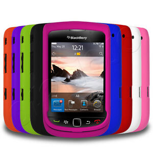 Hard-Protective-Armour-Back-Cover-Case-Skin-Fits-BlackBerry-9800-9810-Torch