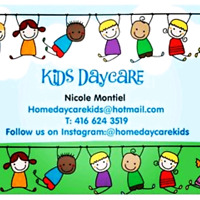 Home Daycare Spaces available NOW!!