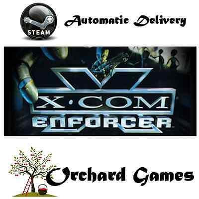 Xcom X Com  Enforcer     Pc    Steam Digital Download  Automatic Delivery