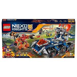 Brand New Lego 70322 NexoKnights Axl's Tower Carier unwanted gift Walkerville Walkerville Area Preview