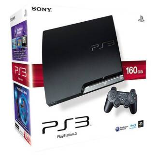 RARE NEW Playstation 3 Slim (CECH-2502A)