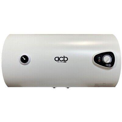 Termo Calentador Acumulador agua eléctrico Horizontal 80 Litros ACB TN80H