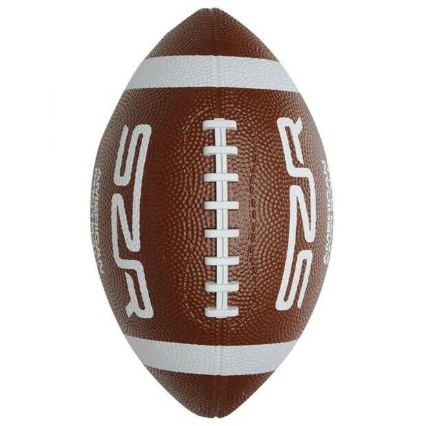 ✅?SLAZENGER Football NFL American Super Bowl Ball Soft Grip League Gummi Wasser