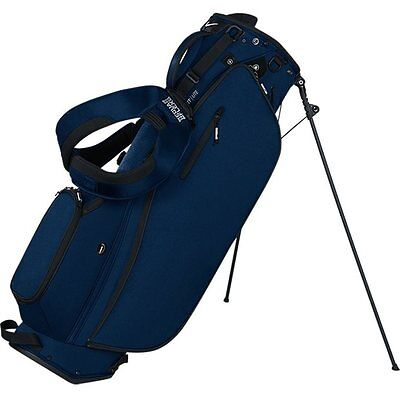Nike Sport Lite Ii To order College Navy/Silver Stand Golf Bag