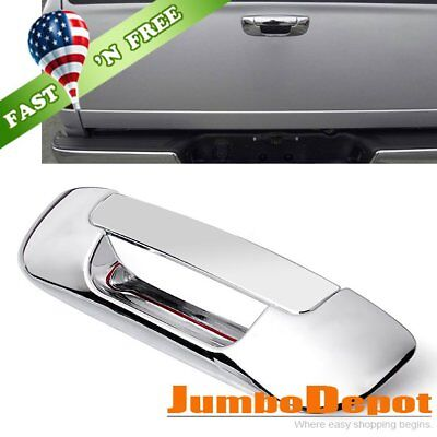 US Chrome Rear Tailgate Handle Cover Fit Dodge Ram 1500 02-08 / 2500 3500 03-09