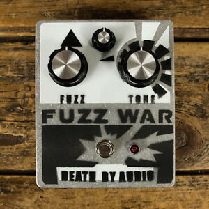 WANTED: Death by Audio Fuzz War