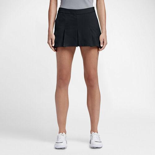 NWT Nike Womens Dri-Fit Majors Pleated Golf Skort Shorts Sz 4 803089