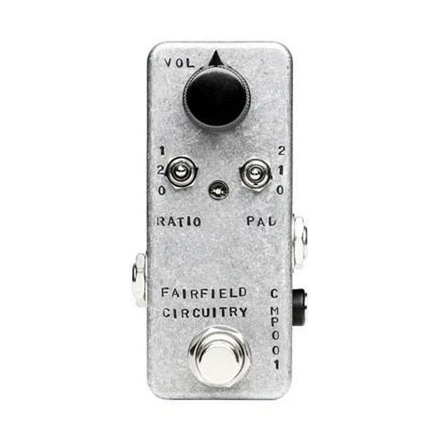 Fairfield Circuitry The Accountant Compressor