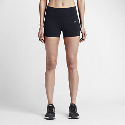 Nike Epic Lux Women's Running Shorts Size XS  BLACK