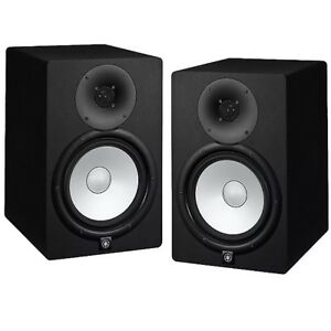 Brand new Yamaha HS8 studio reference monitor Speakers (Pair)