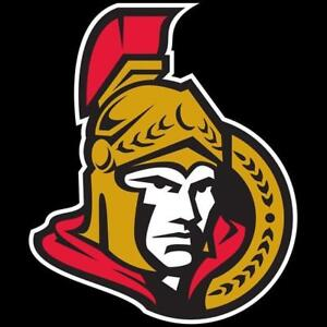 Ottawa Senators Tickets - Cheaper Seats Than Other Ticket Sites, And We Are Canadian Owned!