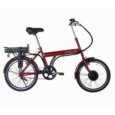 E-Plus Mantra 20 inch Wheel Size Unisex Electric Bike,(please Read Description)