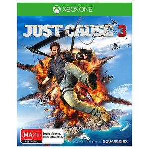 LOOKING FOR Just Cause 3 for Xbox One