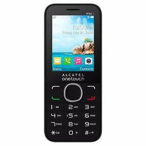 ALCATEL ONE TOUCH+3G+BLUETOOTH+BIG BUTTON MOBILE+TORCH+CAMERA+FM+ Chelsea Heights Kingston Area Preview