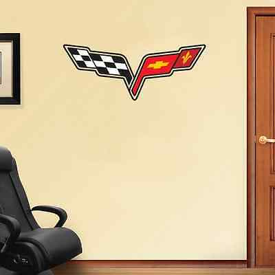 Corvette Racing Wall Decal Sticker 25