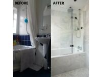 Plumber bathroom fitter