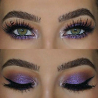 Hair Makeup Eyelashes