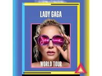5 x lady gaga tickets - seated, Manchester 17th October.