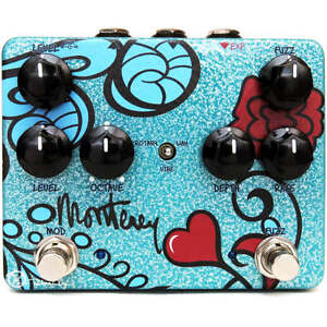 Lots of pedals vintage, boutique....Reduced